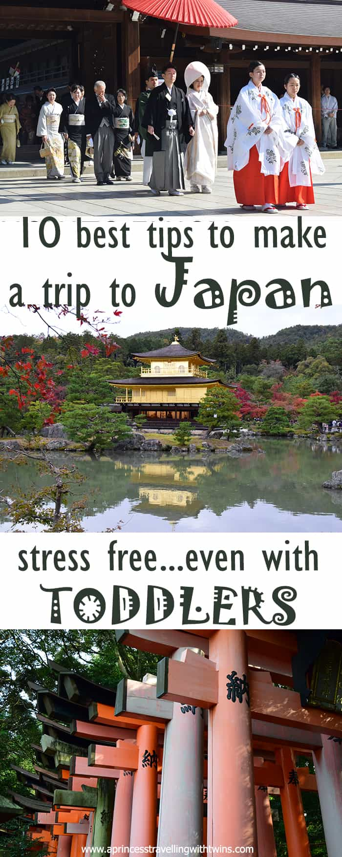 10 Tips to make a trip to Japan with 17 month old twins stress free
