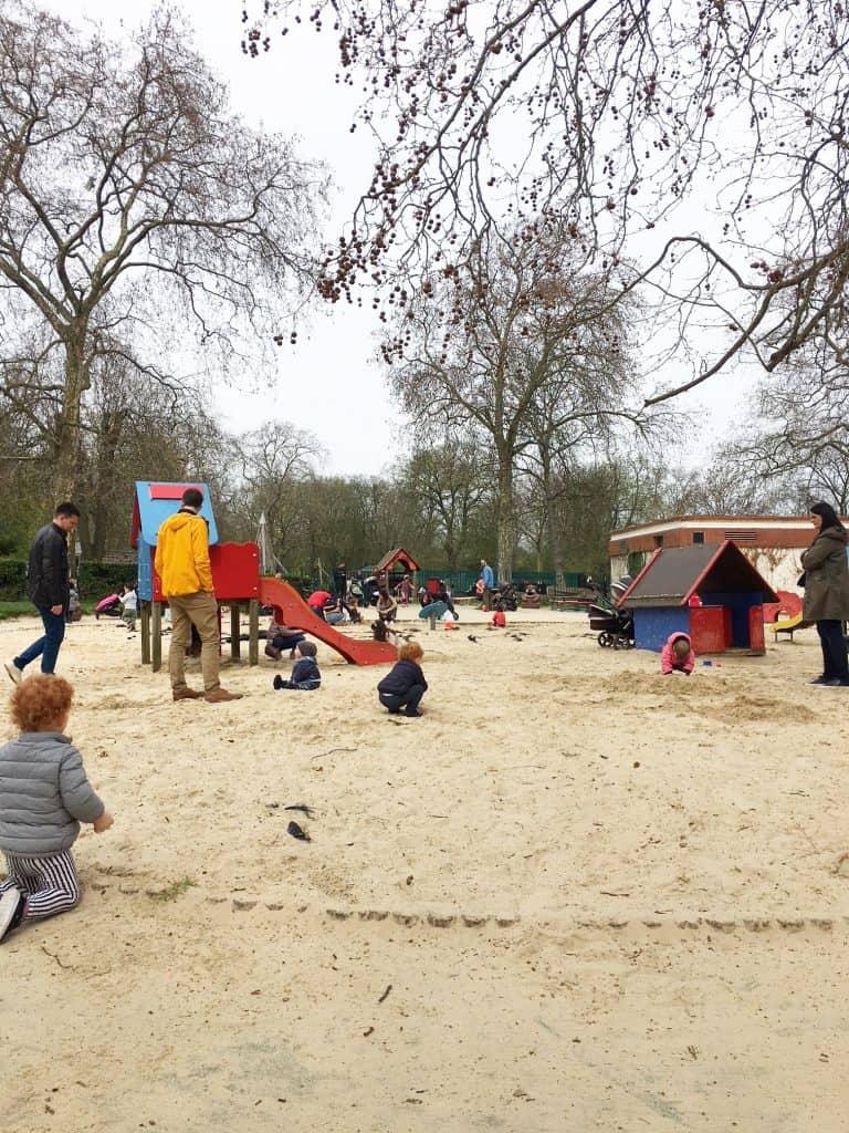 queens park playground