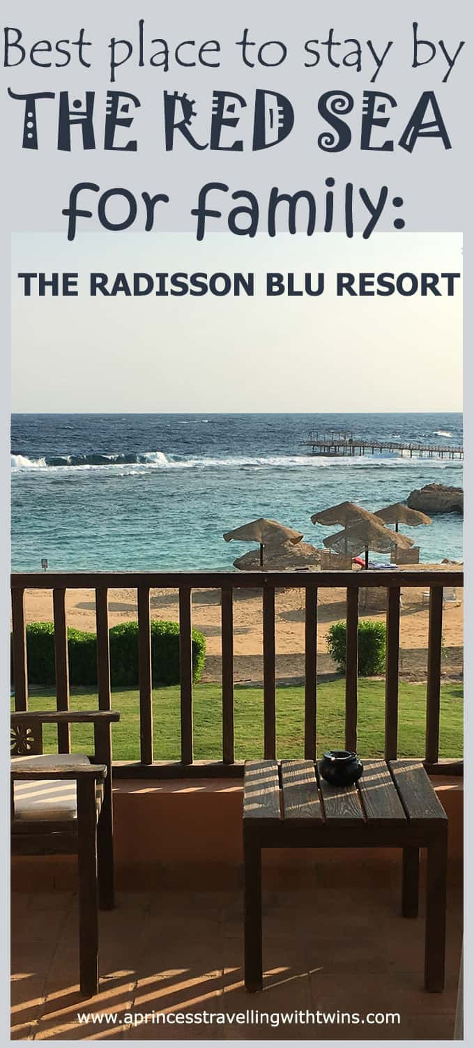 Radisson Blu resort: amazing place for family time by the Red Sea