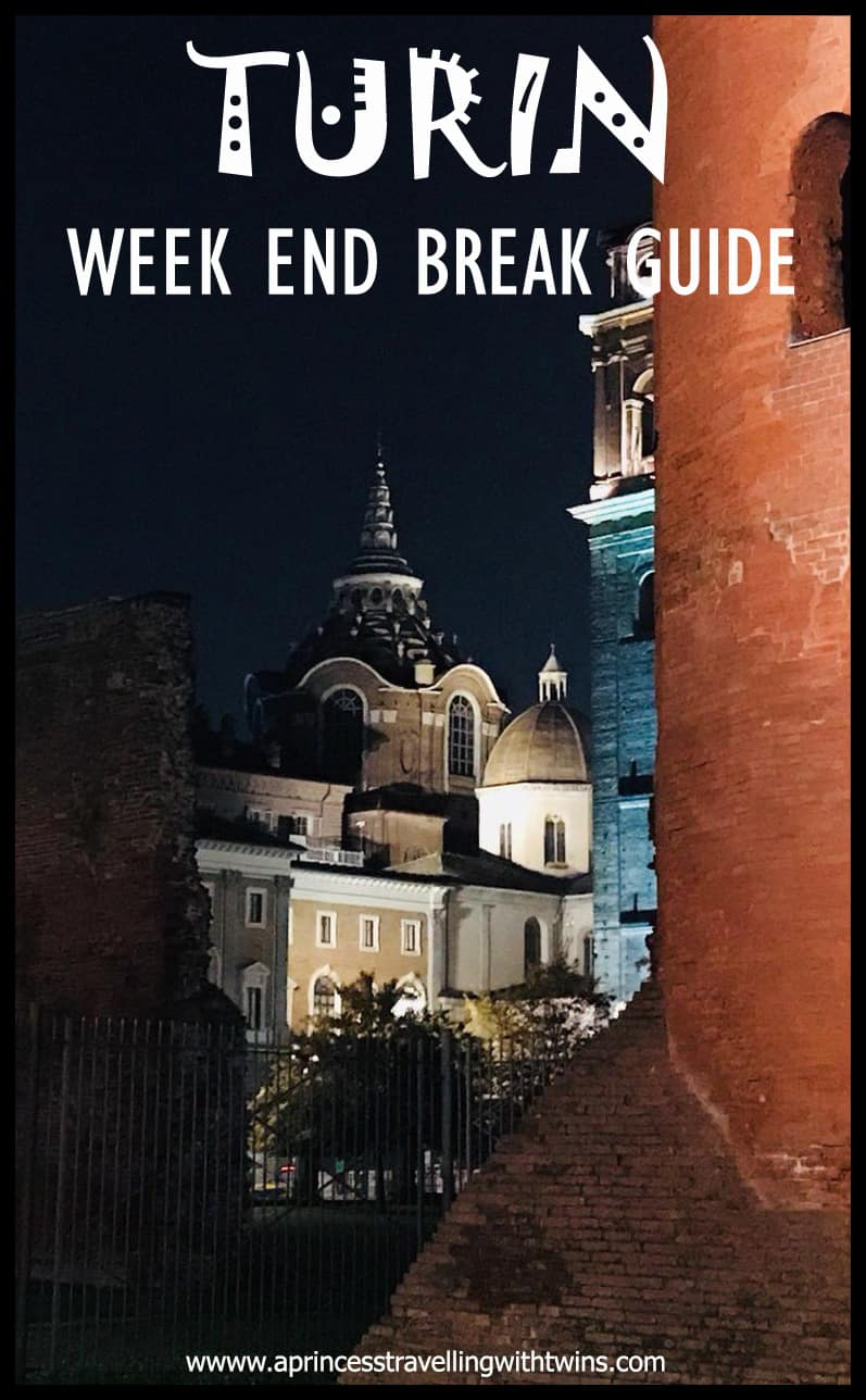Turin, week end break guide