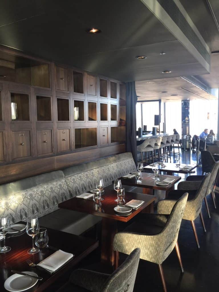 aquashard restaurant