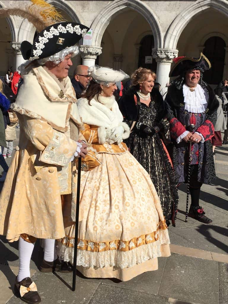 our 24 hours in Venice were during Carnival. Carnival in Venice is one of the best in the world