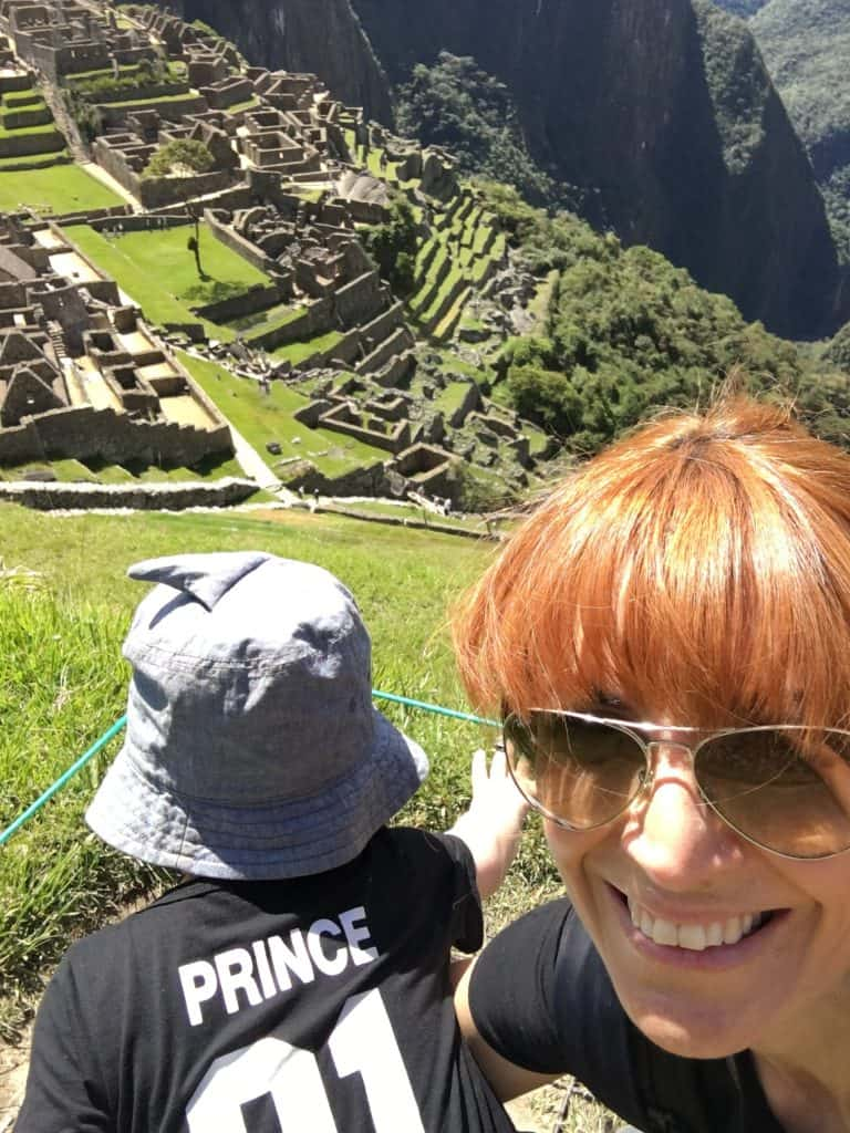Machu Picchu: how to visit with toddlers!!!