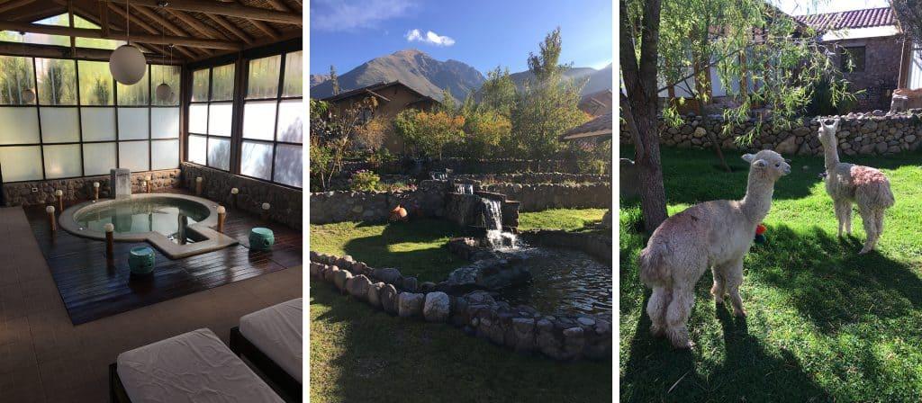 Tierra viva Valle del Sagrado Urubamba: gardens and spa