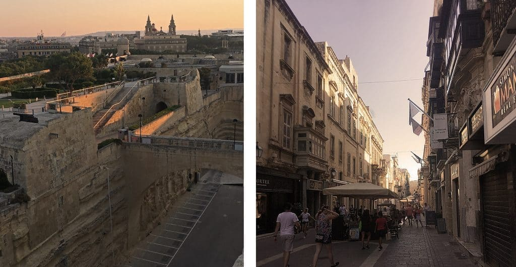 La Valletta views