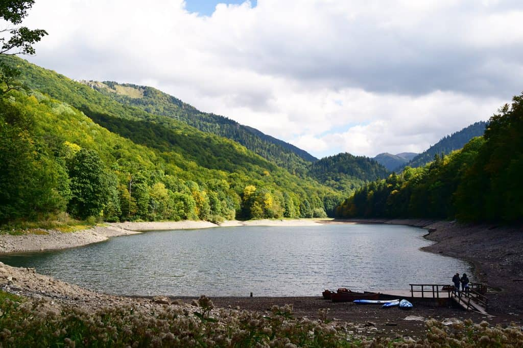 biogradska gora lake