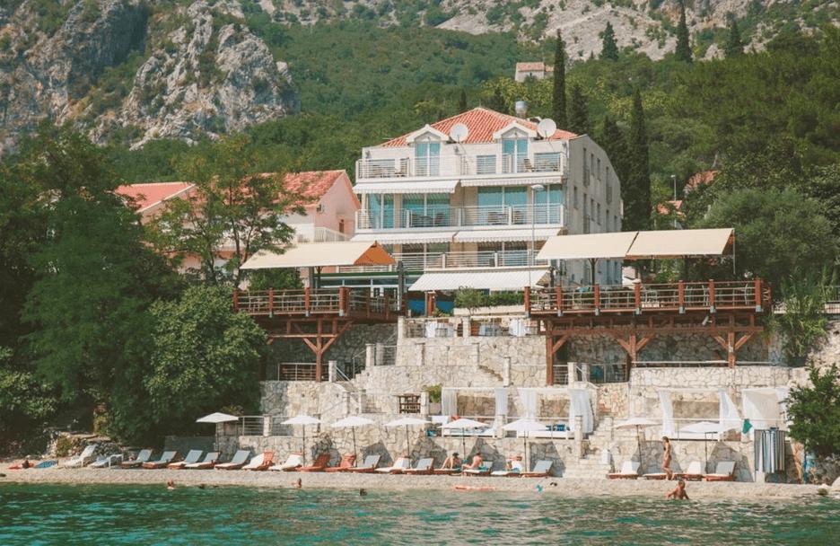 Hotel Casa del Mar Amfora from outside