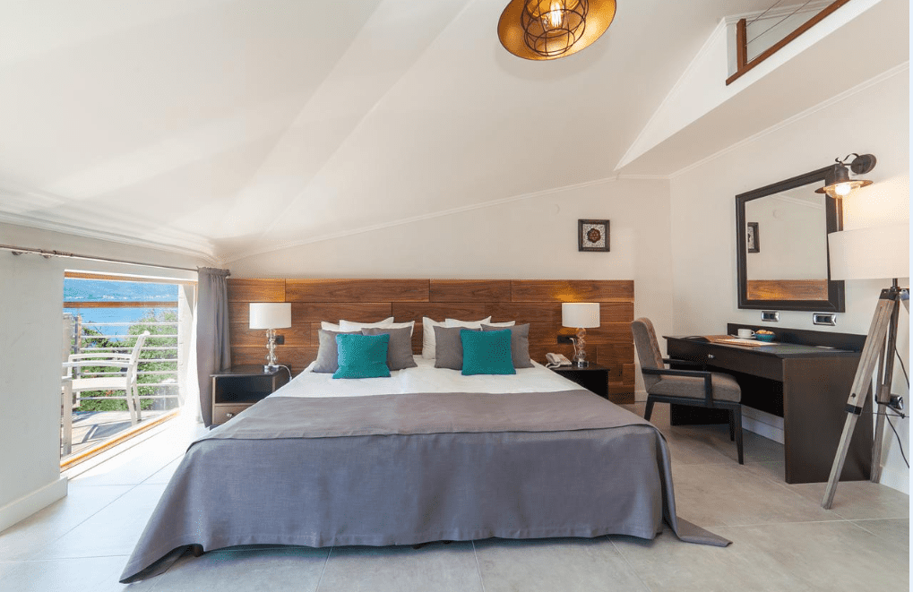 Hotel Casa del Mar Amfora our room