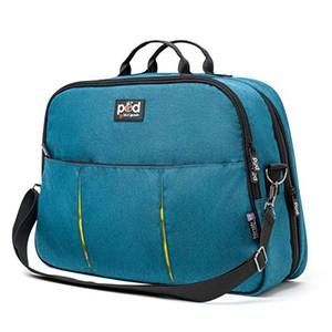 Best travel bassinet bzg-pod-bag-classic-teal-04