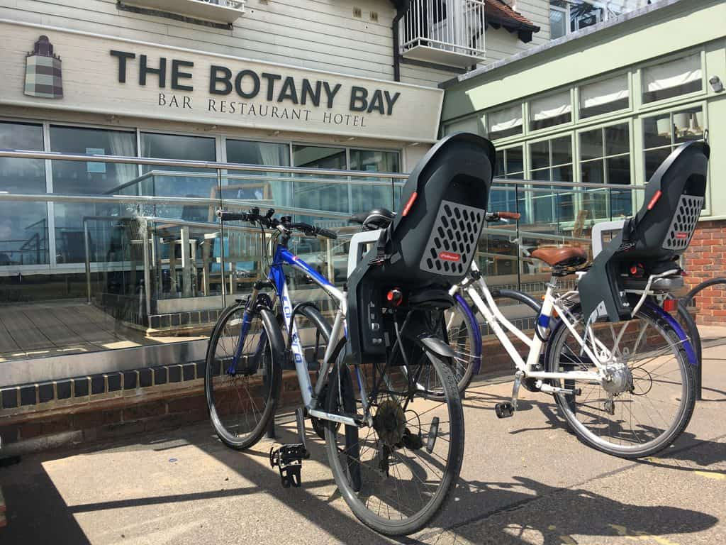 Days out in Kent with kids: Botany Bay hotel