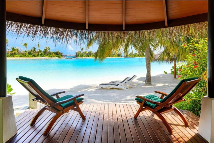 How to budget for Maldives sheraton full moon