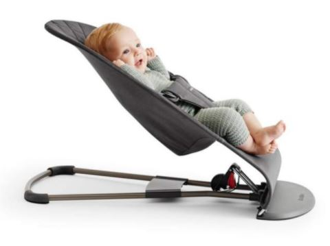 2BabyBjörn® Bouncer Bliss - Anthracite