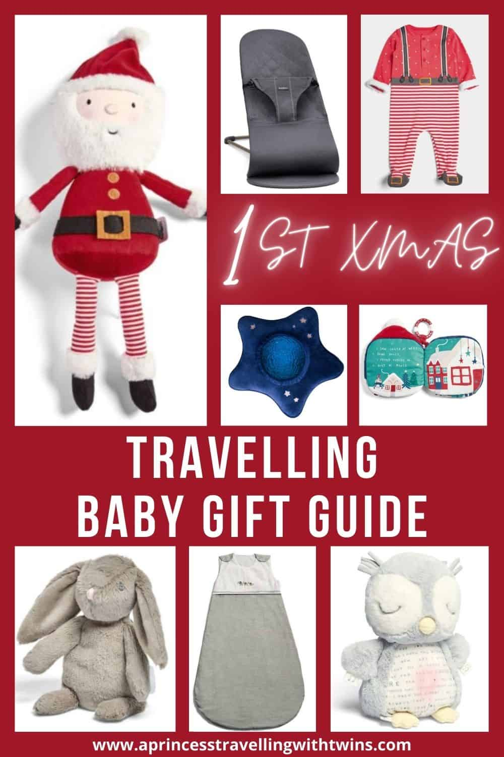 BABY\'S FIRST CHRISTMAS: BEST TRAVELLING GIFT GUIDE