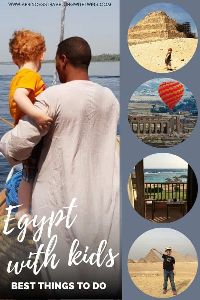 Egypt with kids