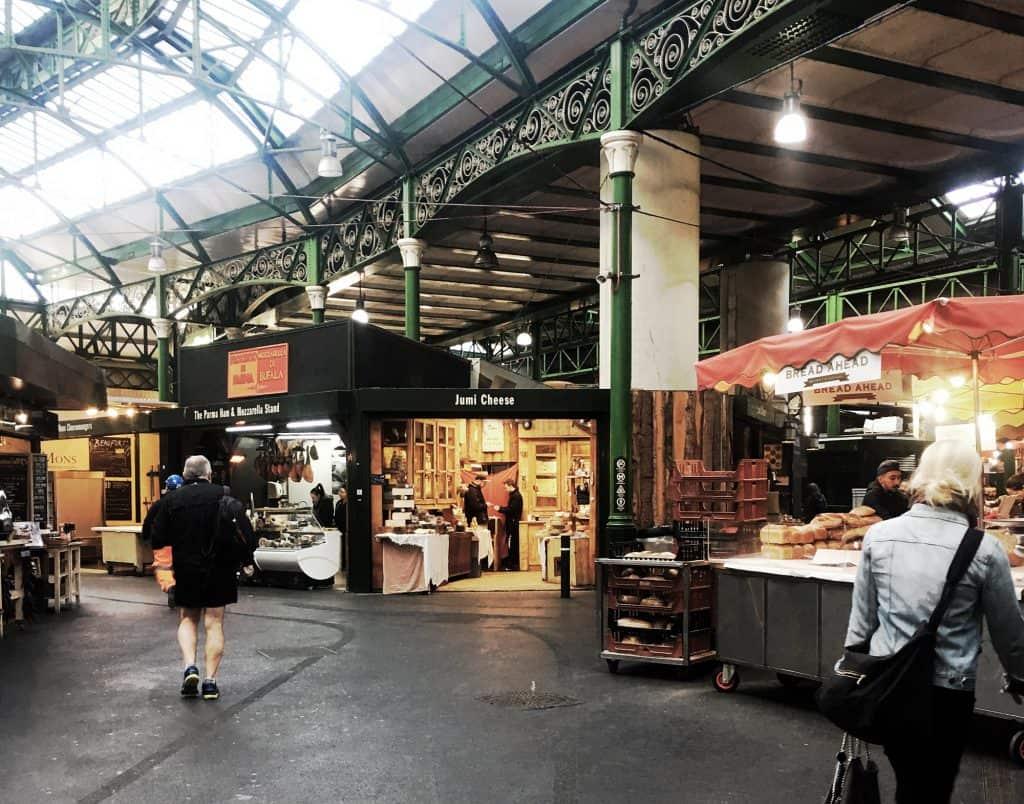 Bourogh market