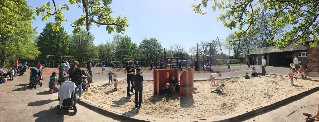 playgrund in Primrose Hill