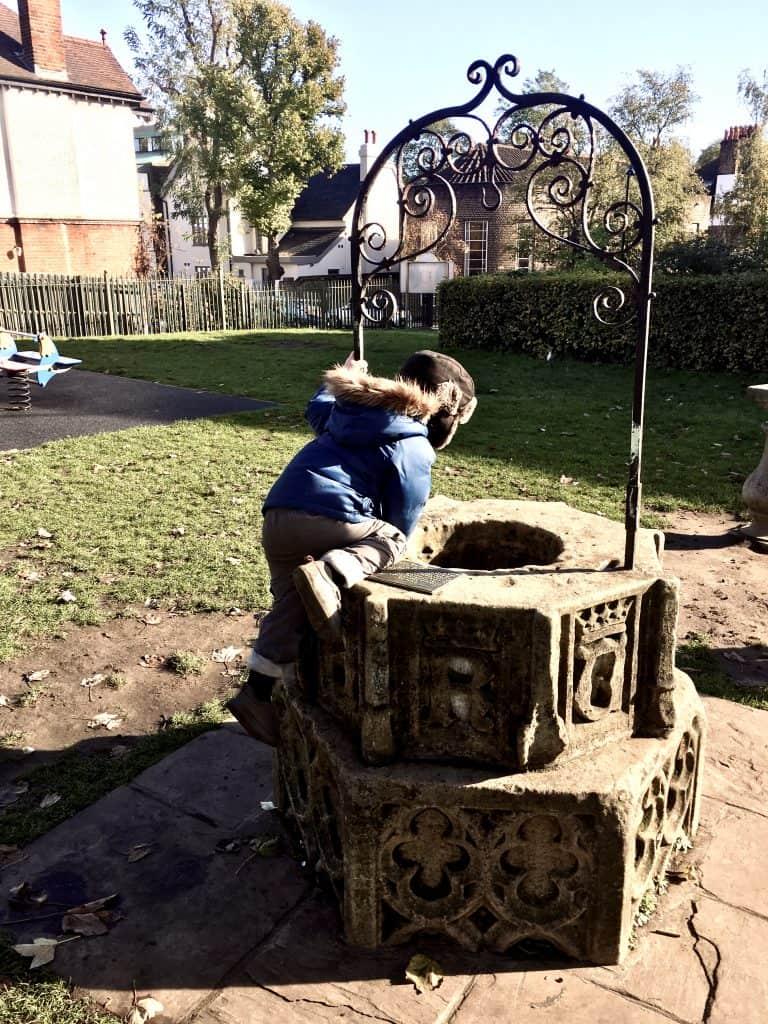 Antrim garden playground